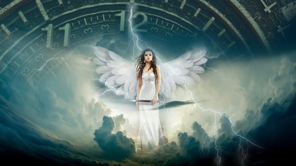 guardian angel, angels, archangels, michael, raphael, gabriel, spirituality, empaths, love, God