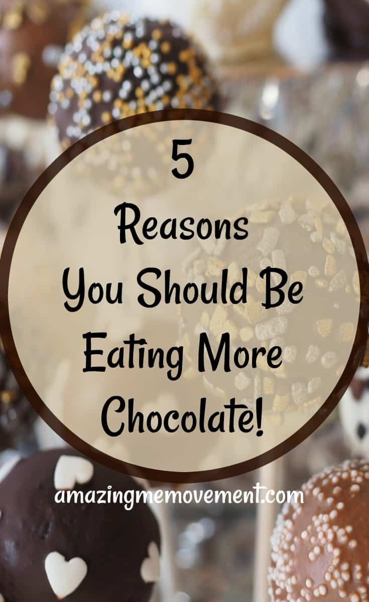5 fun reasons to eat chocolates daily