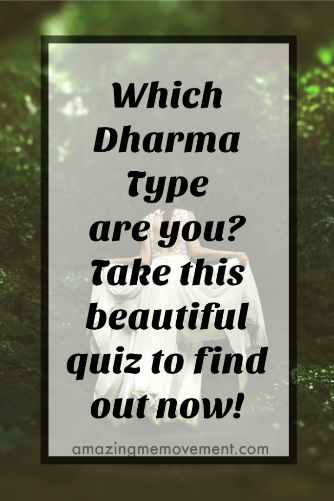 Dharma type, personality quiz, budda, hindu, fun quiz