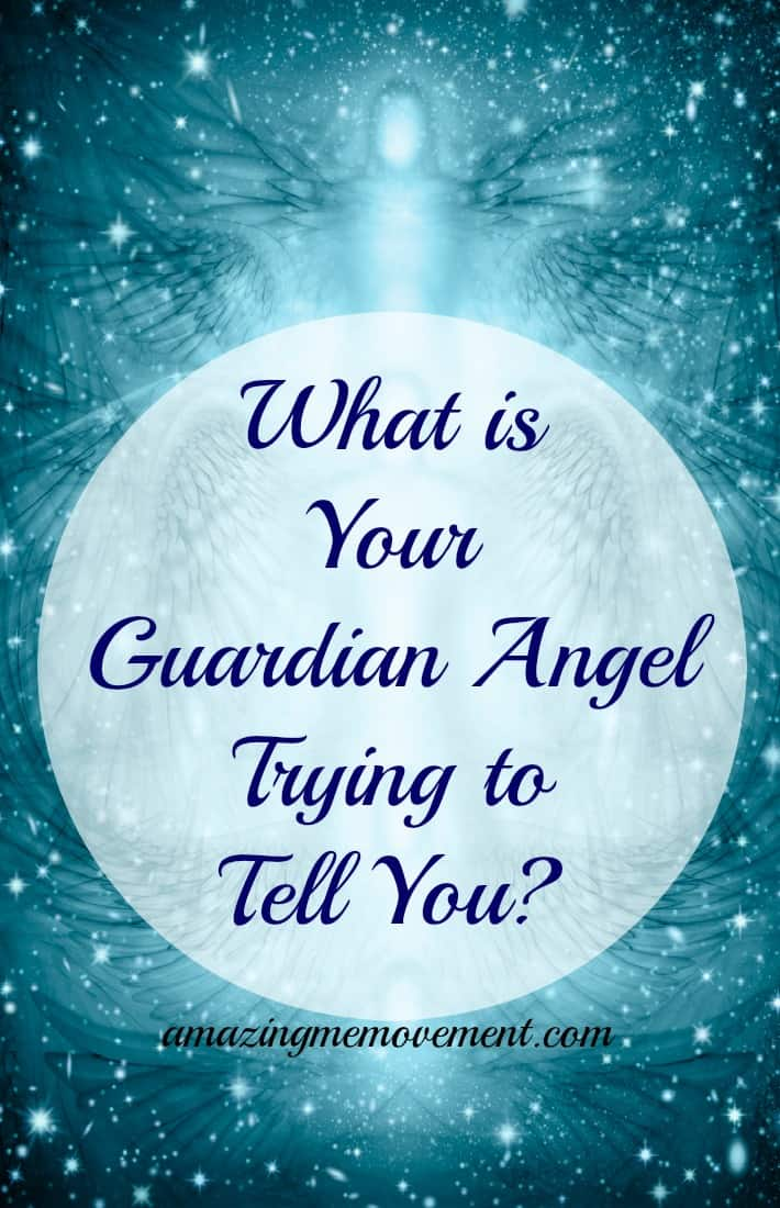 a guardian angel quiz, what's your guardian angel trying to tell you, take this beautiful angel quiz now