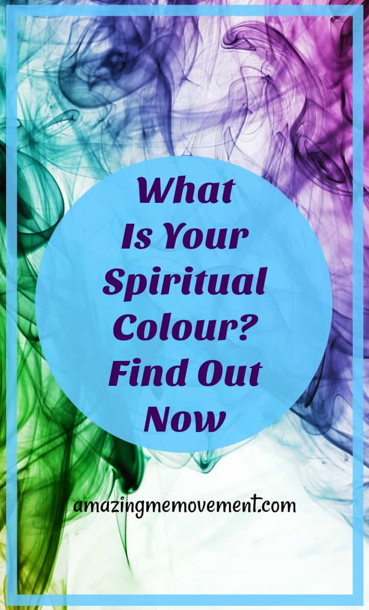 What is your spiritual colour?