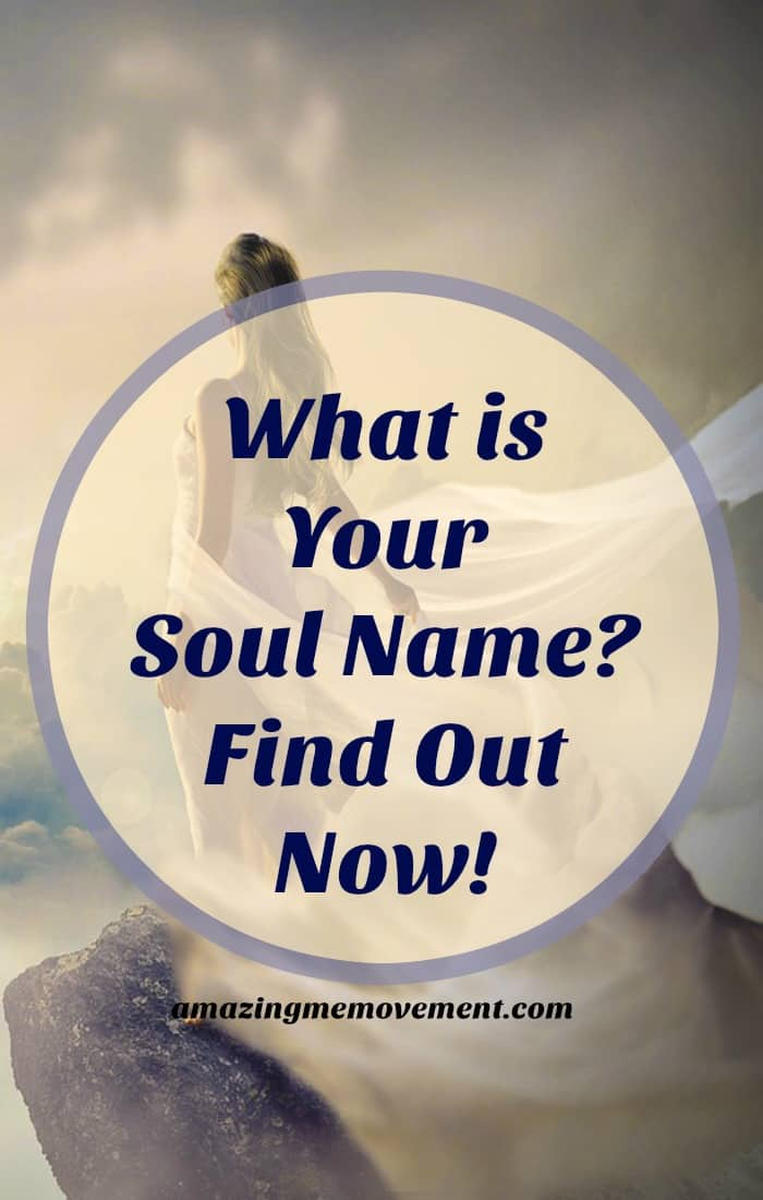 What is Your Soul Name? Find Out Now!