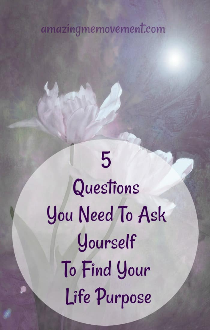 purpose in life, 5 questions to ask to find your life purpose