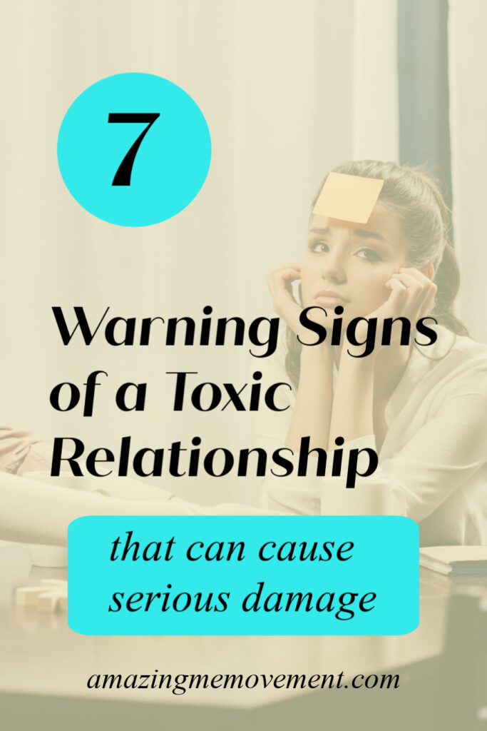 sad woman-warning signs of a toxic relationship