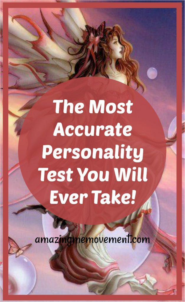 the most accurate personality test you will ever take