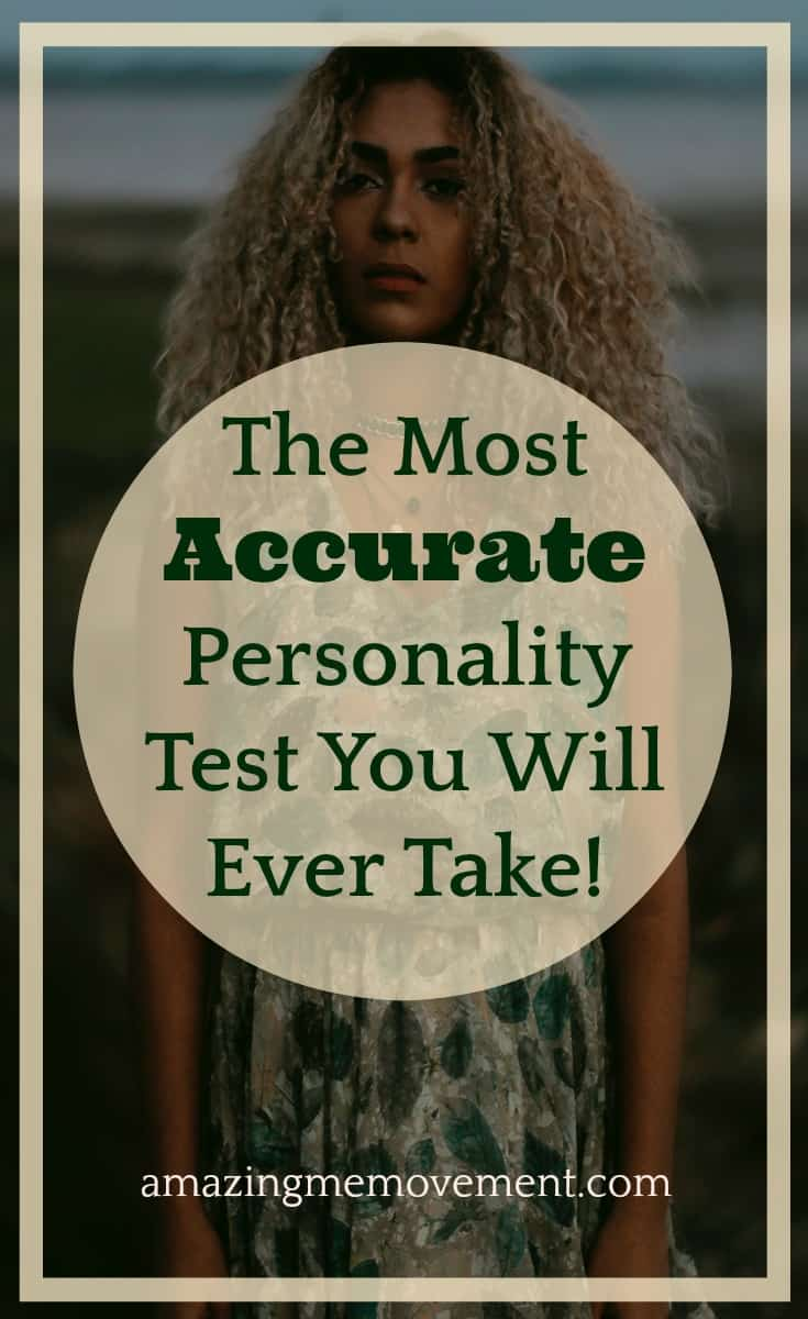 the most accurate personality test ever
