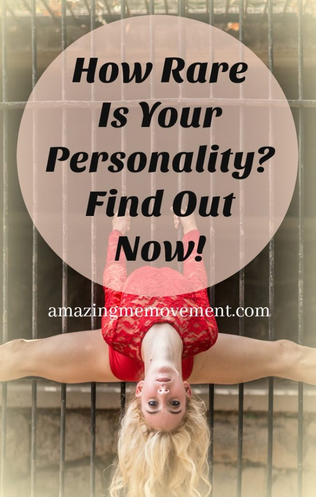 find out how rare your personality is with this test