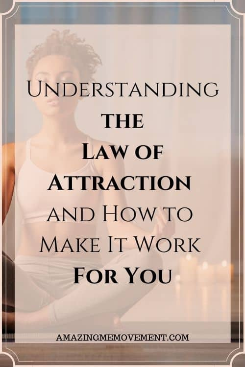 understanding law of attraction pin
