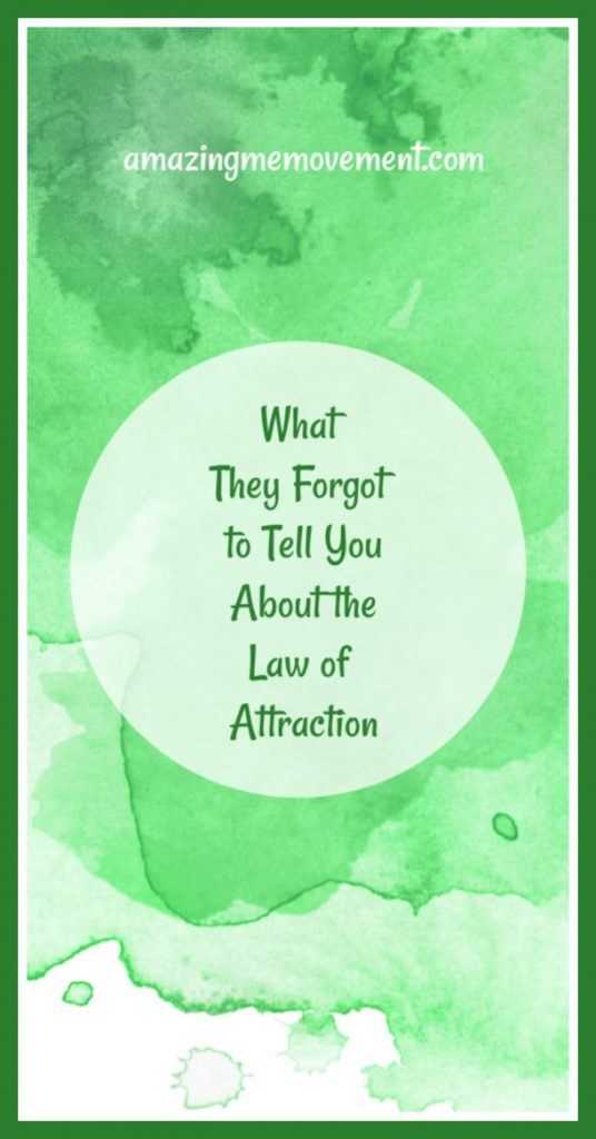 the secret behind the law of attraction
