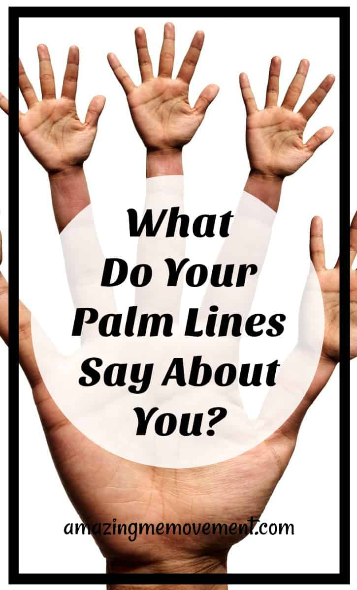 What do your palm lines say about you?