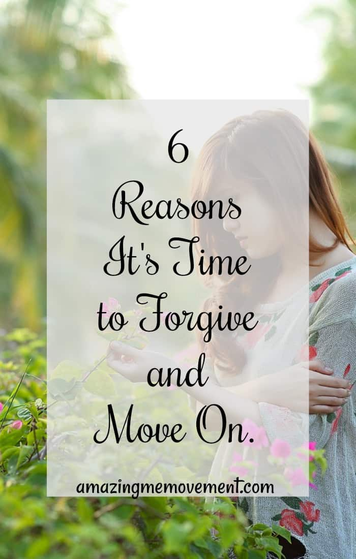 Forgiving is freaking hard to do but here are 6 reasons why it's a must. #forgiveness #healing #selflove #personaldevelopment #selfcare #inspirational #loving #women #inspiringstories #strength #moveon #howtomoveon #loveyourself #howtoletgo #lifelessons #howtomoveon #forwomen #inspirationalblogstofollow #inspirationalstories #empoweringblogs #healing #advice