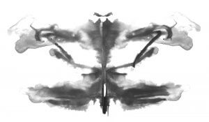 personality test, inkblot, myers brigg