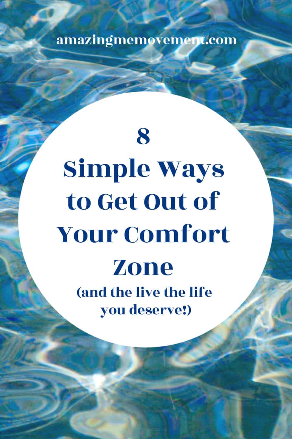 8 ways to get out of your comfort zone