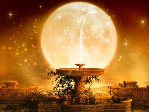 mind blowing facts, moon water, intense, energy, third eye, healer, spiritual awakening