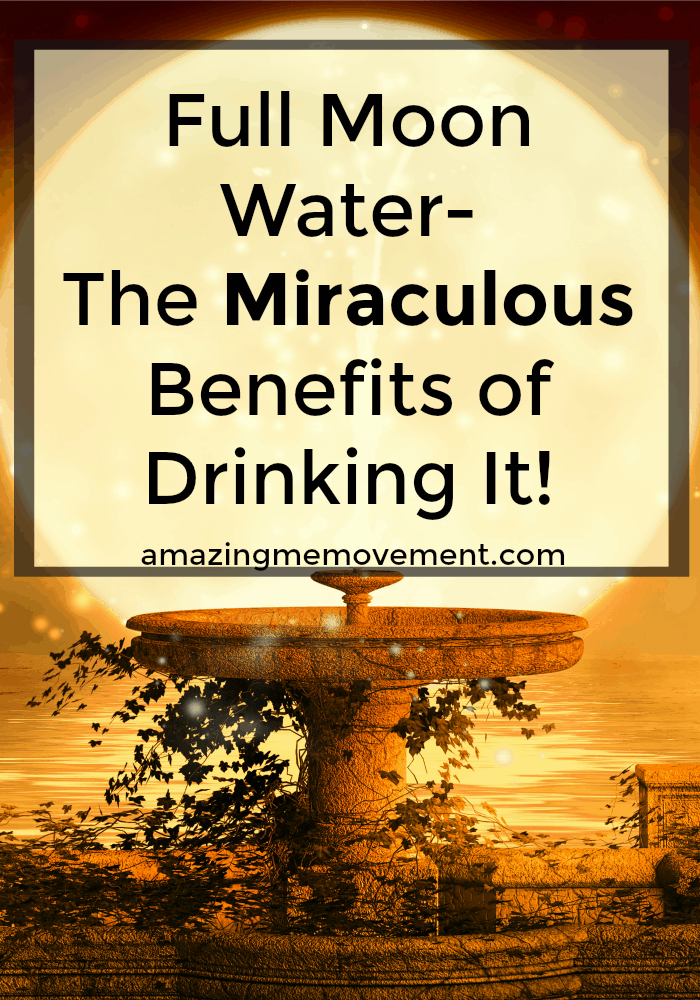 It's full moon time and with it comes amazing energies. The perfect time to make a pitcher of full moon water and take in those energies on a deeper level. #moonwater #fullmoon #energies #intense #lettinggo #healing #ritual #effects #meaning