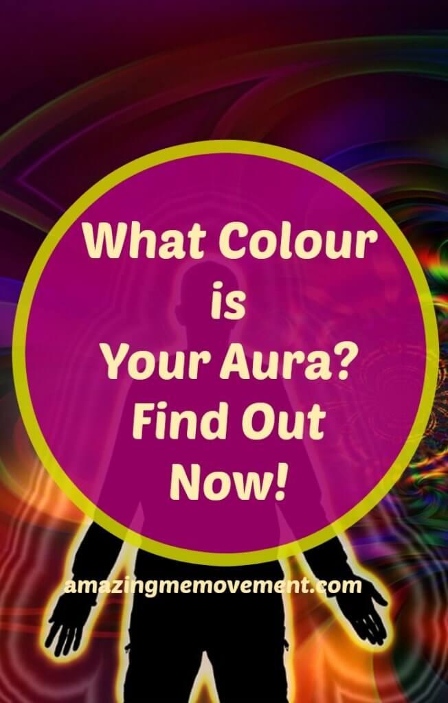 aura colours, what colour is your aura, aura, colours, happiness, optimistic, fun quiz,