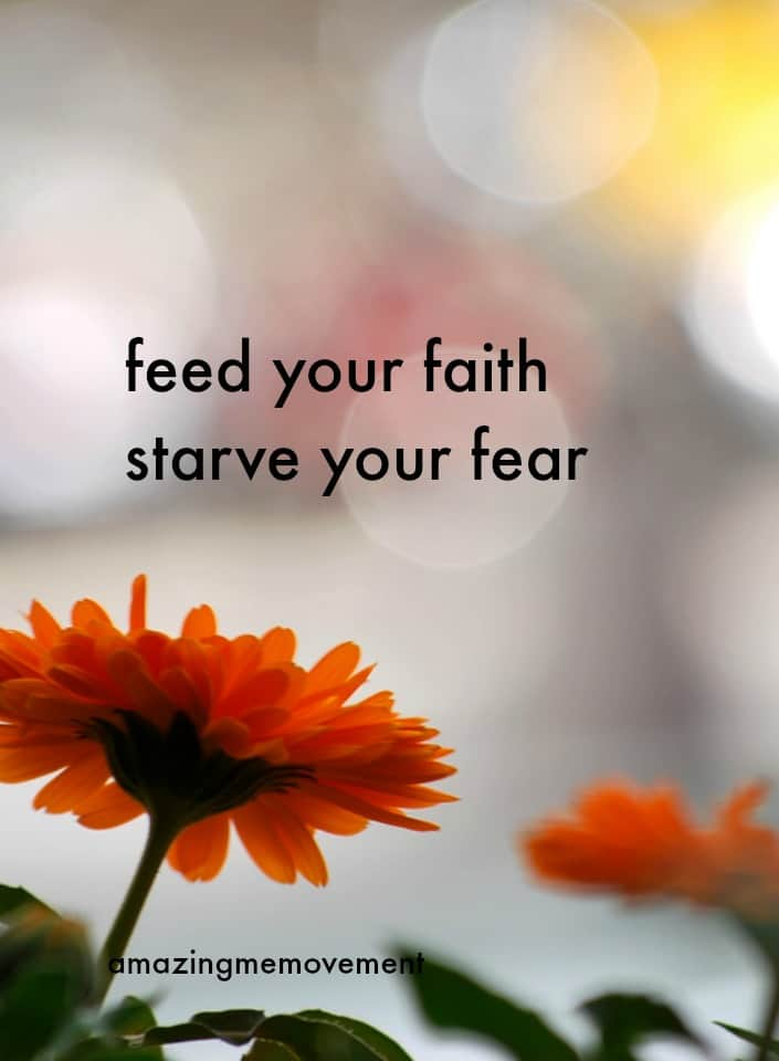How to overcome fear and live the life you deserve