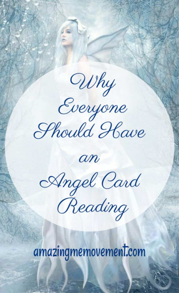 why everyone needs to have an angel card reader read for them