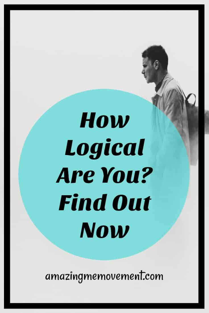answer these quiz questions to find out how logical you are