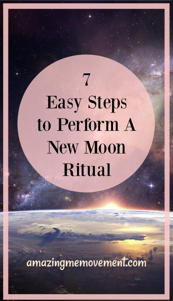 How to perform a new moon ritual