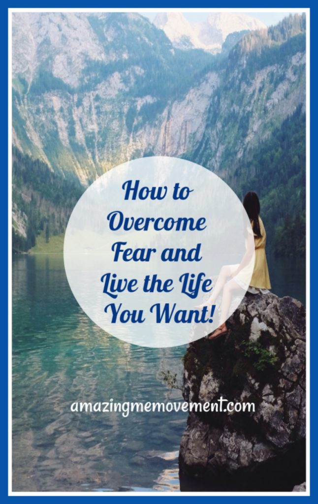 goal setting and how to overcome fear