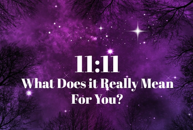 The 11:11 Angel Number-What Does it Really Mean For You?