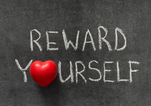 reward yourself text-how to get out of your comfort zone blog