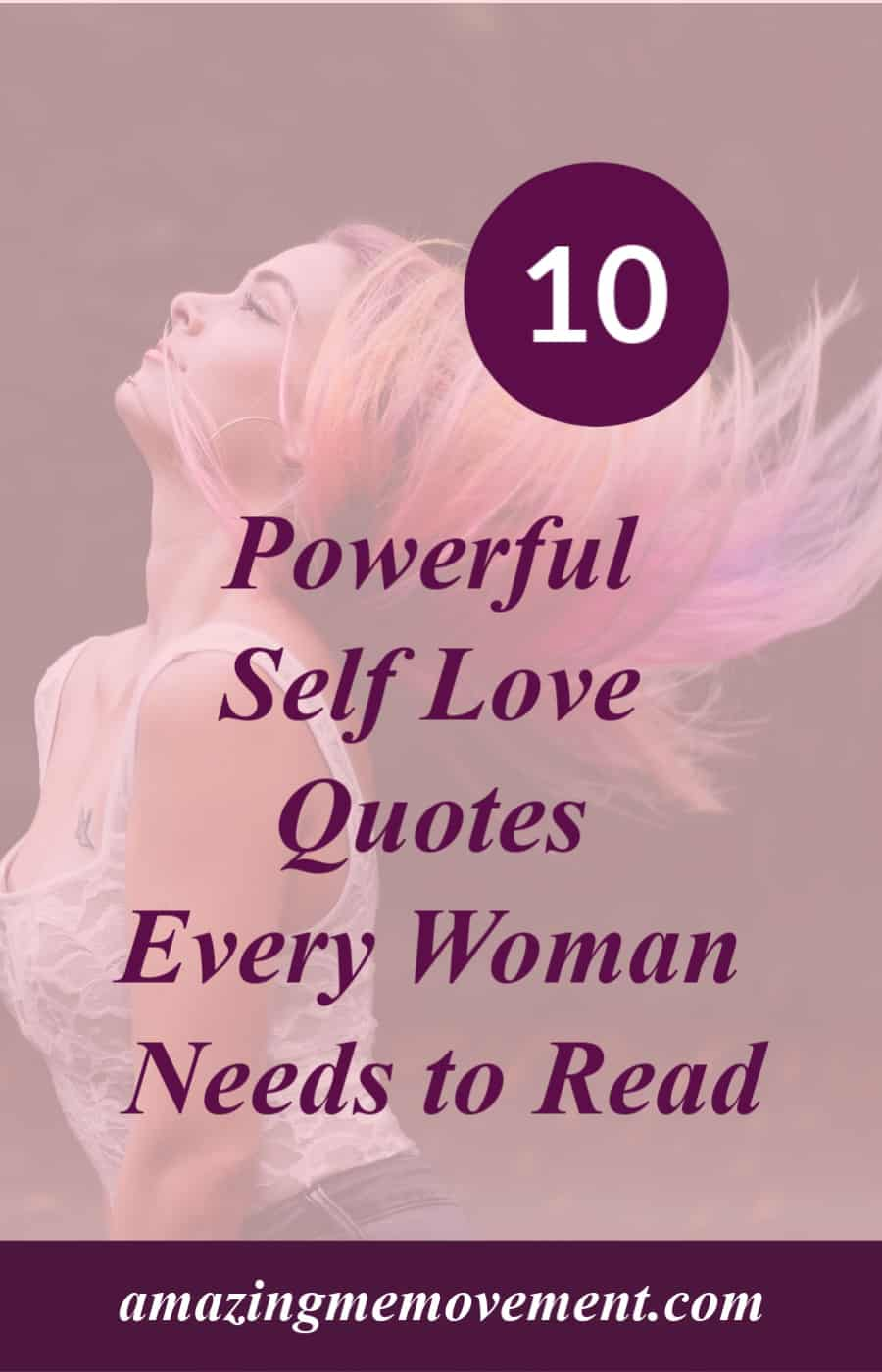 happy woman-self love quotes