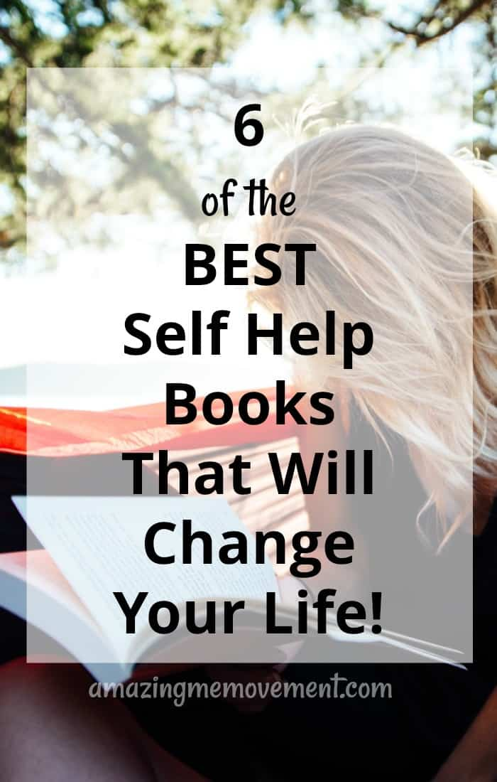 Though there are tons of self help books that are amazing this is my tried and true list of the ones that got me through the worst times of my life. I think you'll love this list. #selfhelpbooks #selfhelpbooksforwomen #selfhelpbooksforteens #selfimprovementbooks #lifechangingbooks #inspirationalblogstofollow #howtobehappy #howtoloveyourself #lifecoachingforwomen
