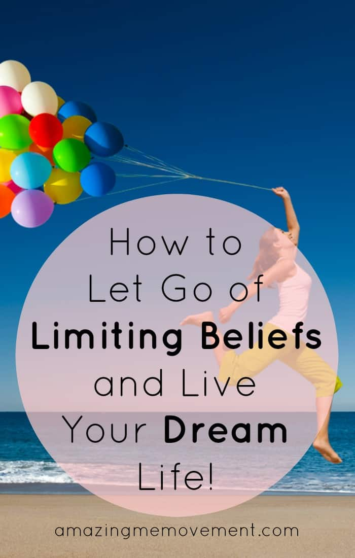 Are you limiting beliefs holding you back from living your dream life? It's time to replace them with thoughts of