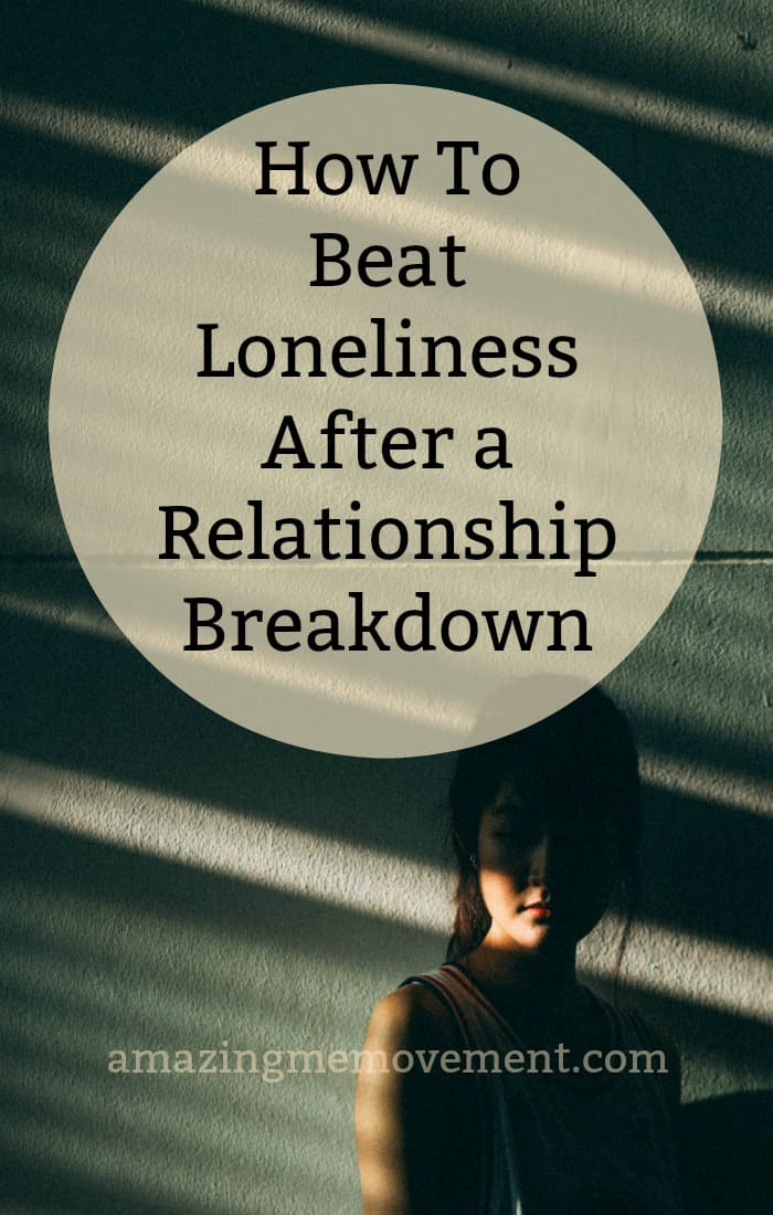 How to deal with loneliness after a breakup or divorce. Though the feelings are so deep and powerful, you most certainly can beat them. Here's how! #relationshipadvice #loneliness #breakups #divorce #dealingwithdivorce #dealingwithdepression #mentalhealth #wisewords #inspirationalblogs #inspiringwords #wordsofencouragement #forwomen #lifelessons #selfimprovementarticles