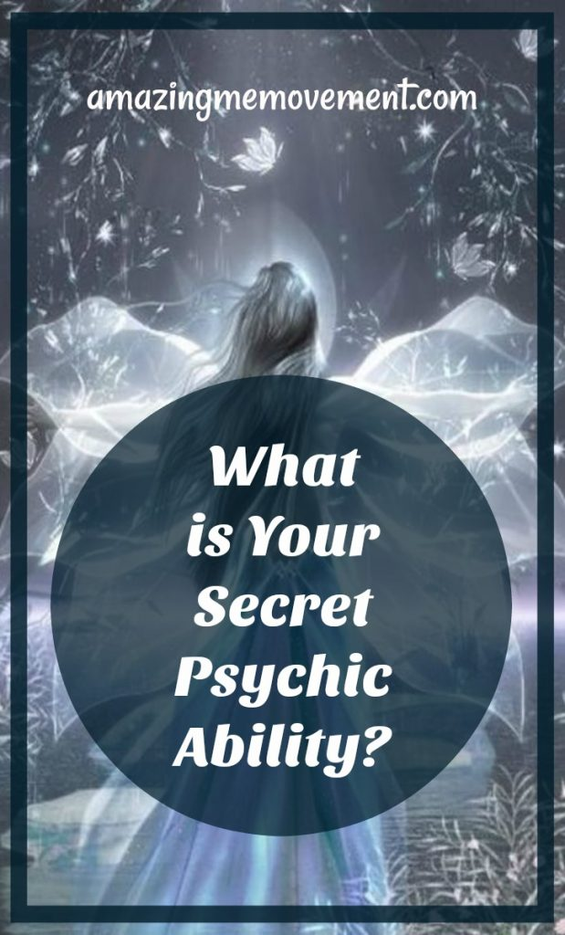 what's your psychic ability