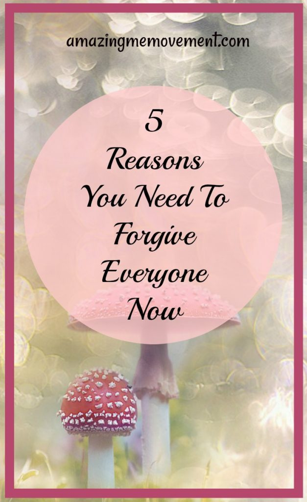 why forgiving others is important to your mental health