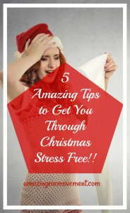 5 tips to get through Christmas consumerism