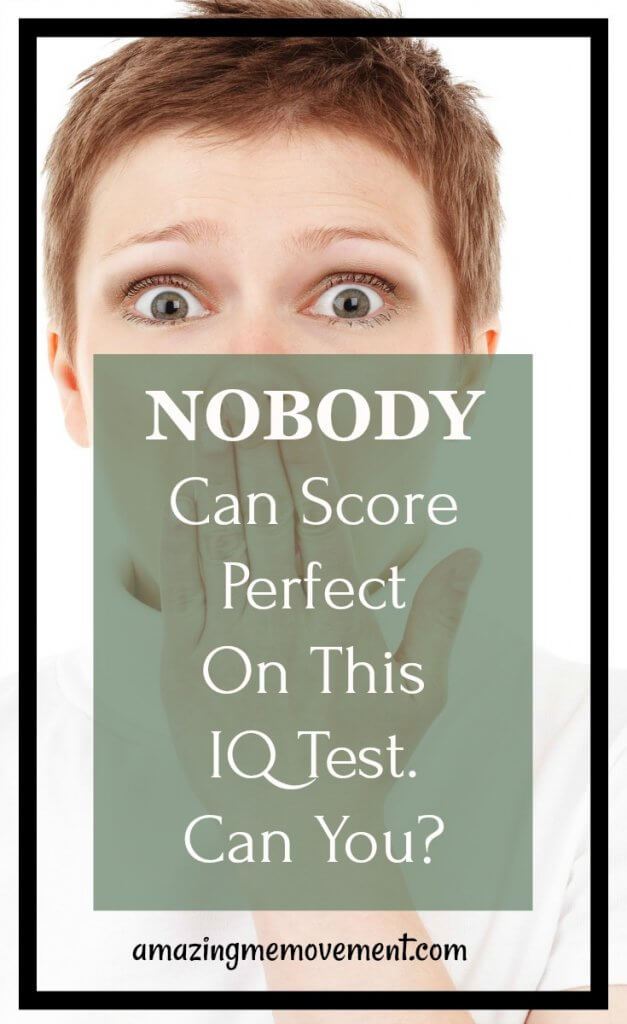 can you pass this tricky iq test