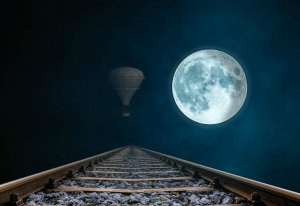 good news comes with the full moon in December