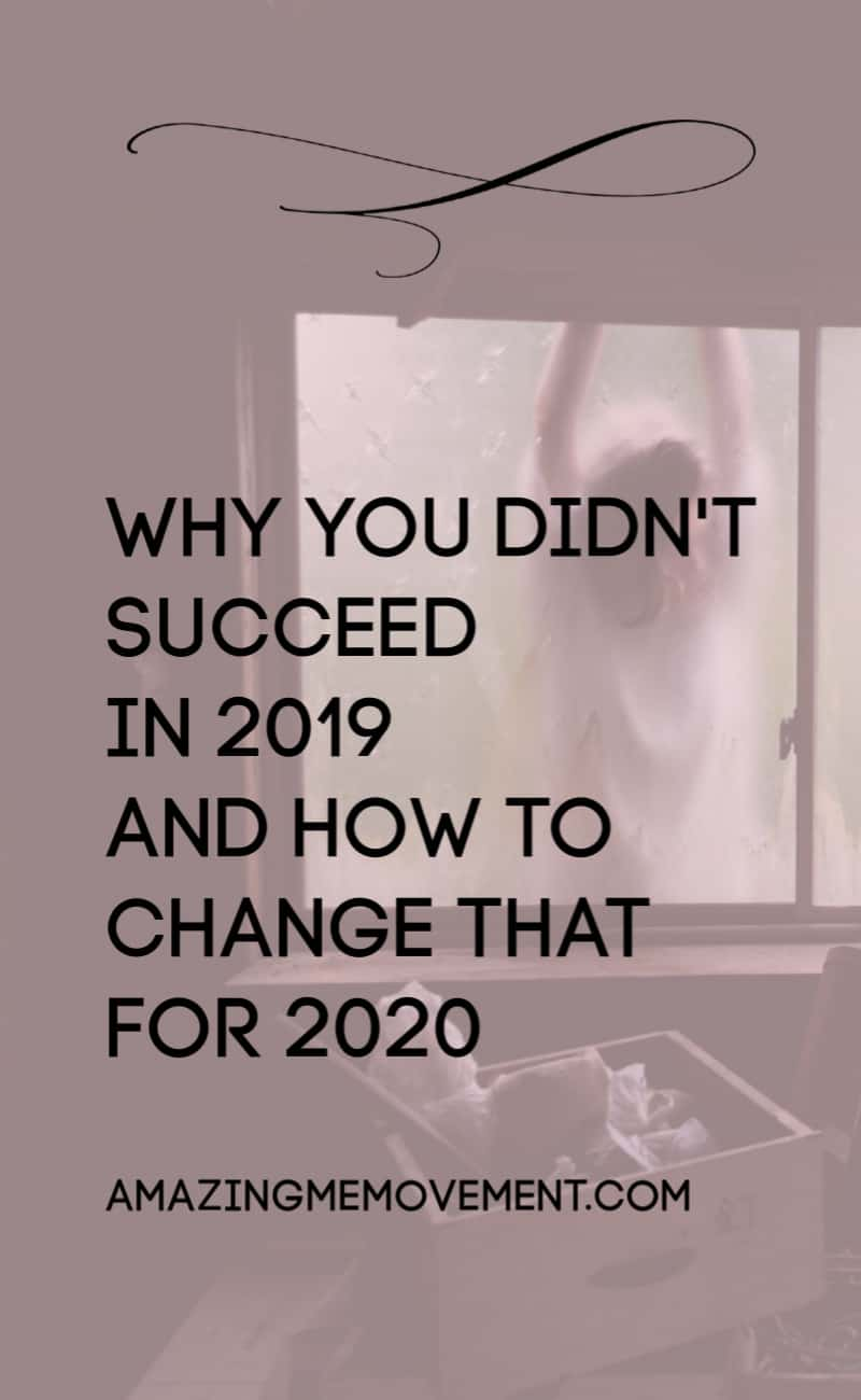 How you lost focus in 2019 and how to get it back in 2020