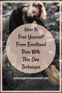 how to free yourself from emotional pain with an open letter