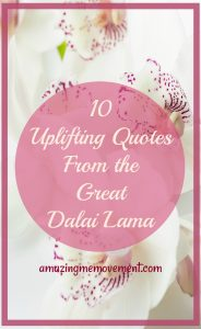 10 encouraging quotes from Dalai Lama