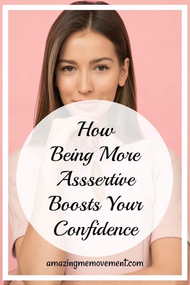 assertive communication helps build your confidence