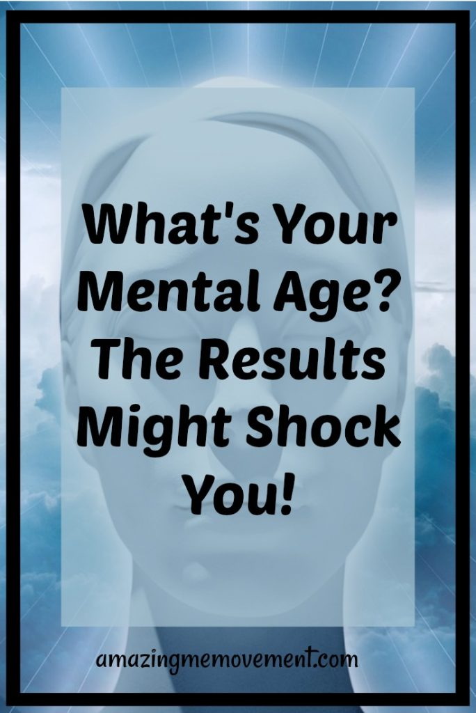 take this mental age test now