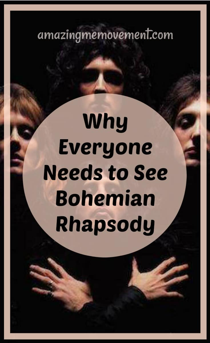 why you must watch Bohemian Rhapsody
