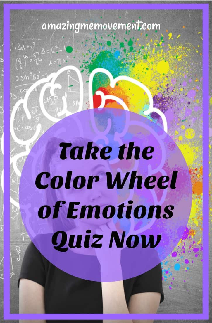 who are you-take the emotion wheel of color online quiz