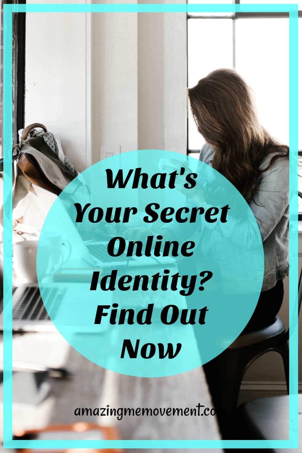 What's your secret online identity?