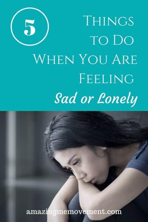 feeling sad lady