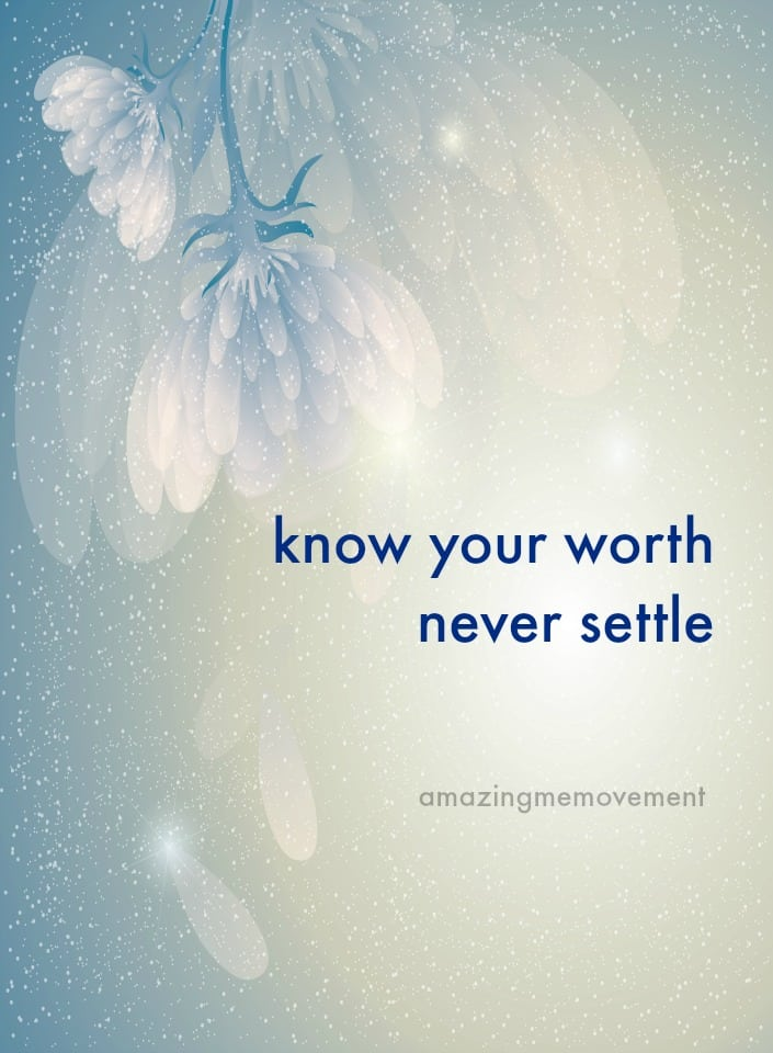 25 self worth quotes
