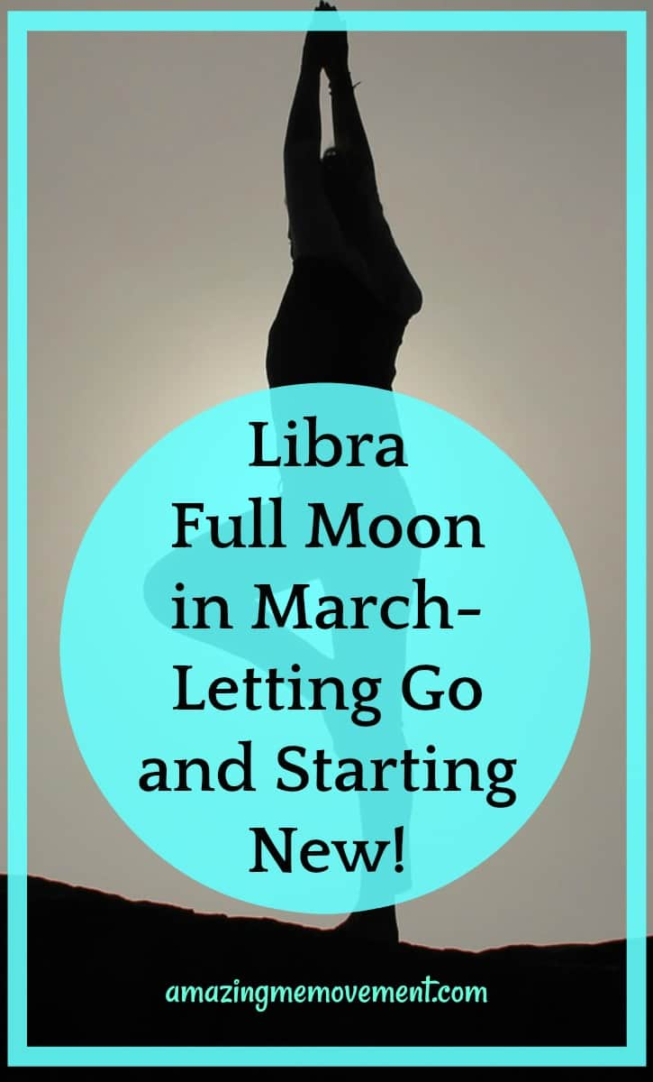 Libra full moon-finding balance and letting go
