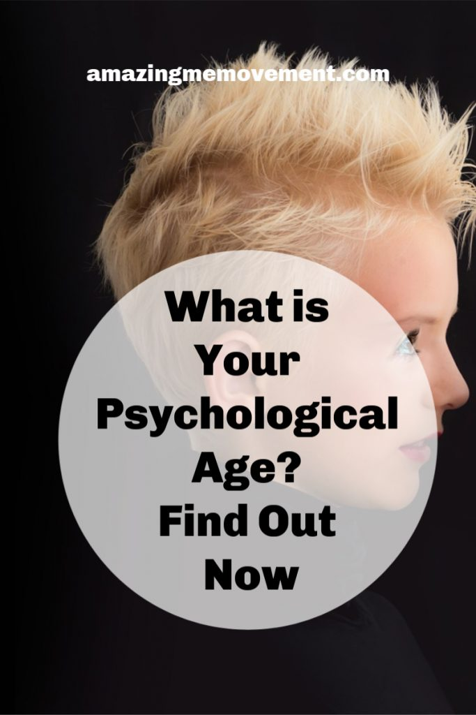 What is your psychological age? Find out now