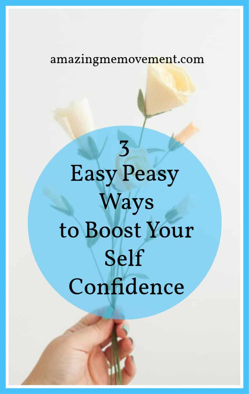 How to be more confident in 3 simple steps