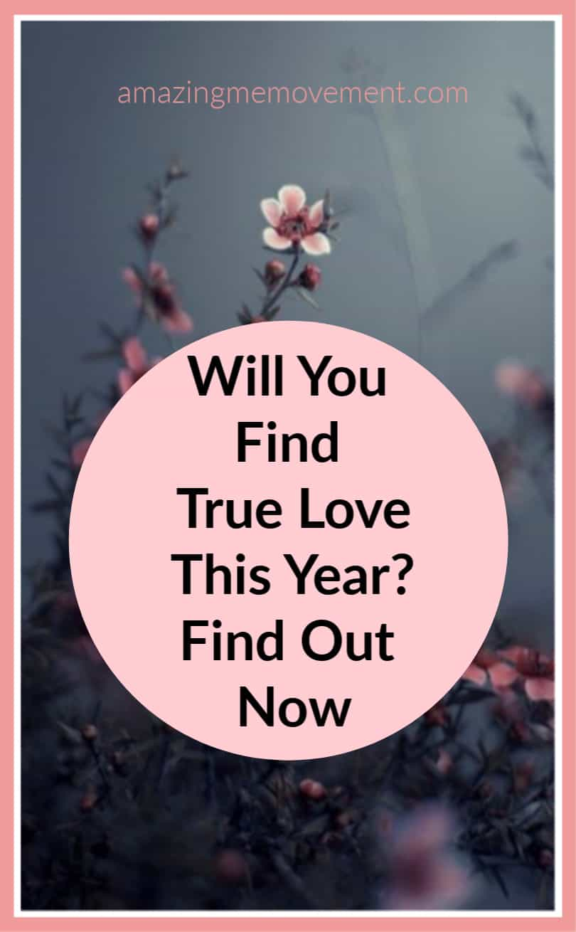 Will you find true love this year? Find out now